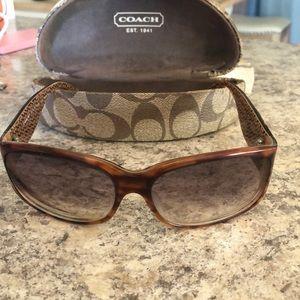 Coach Madeline sunglasses